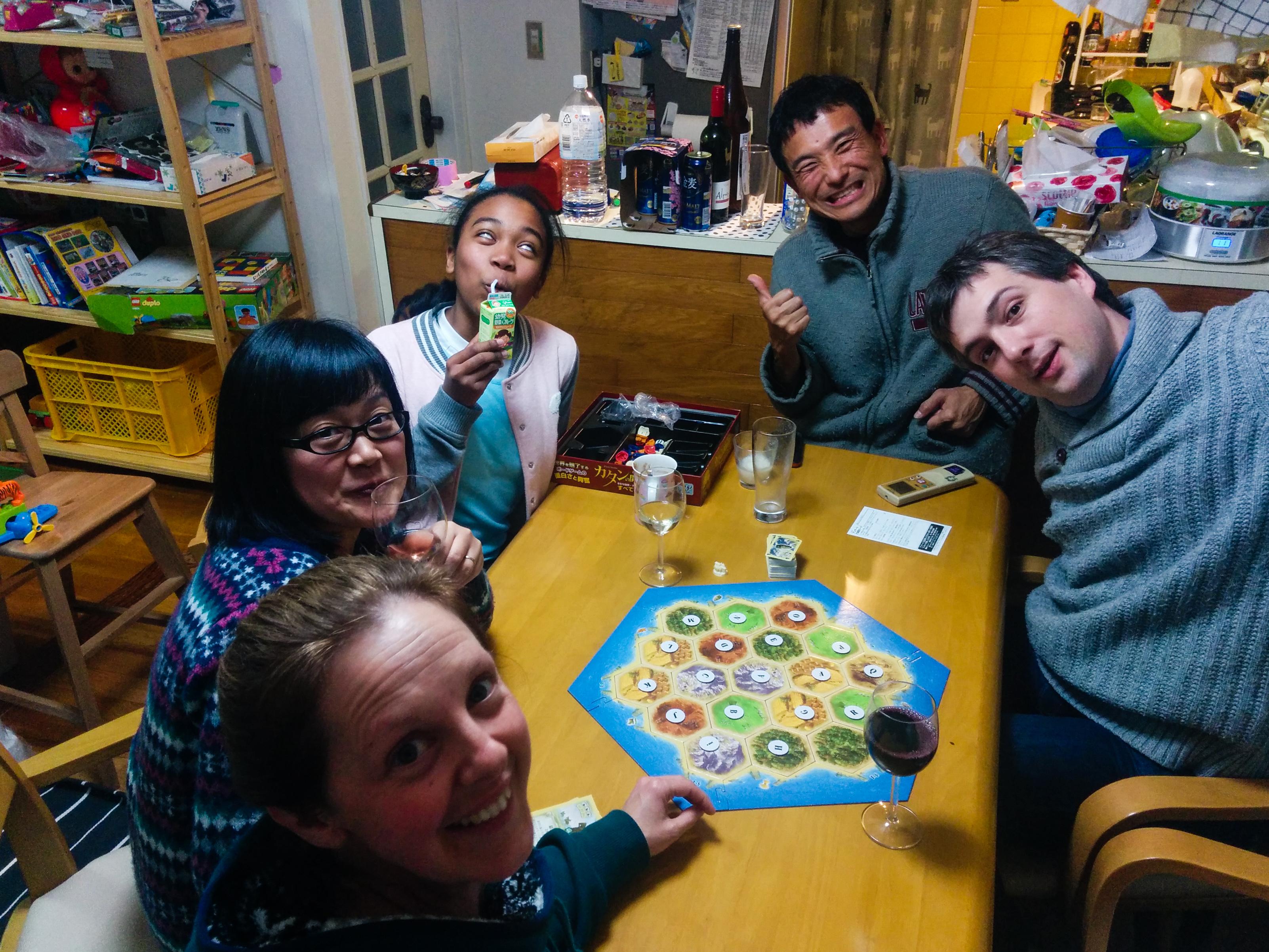 Board Game Nights at Hackerfarm